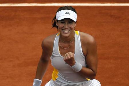 Garbiñe Muguruza ganó el primer Grand Slam de su carrera