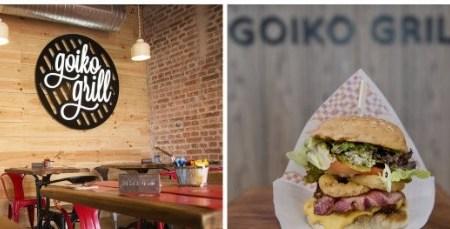 Goiko Grill abre nuevo local en Madrid