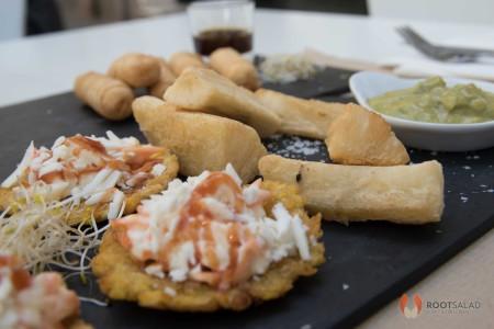 Los mejores restaurantes venezolanos en Barcelona