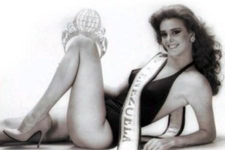 Paola Ruggeri, la Miss Venezuela olímpica