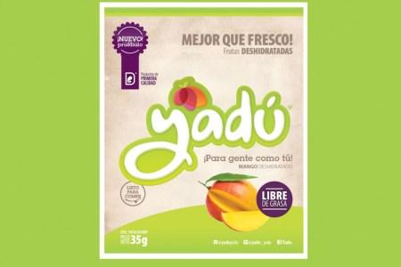 Yadú, frutas deshidratadas venezolanas