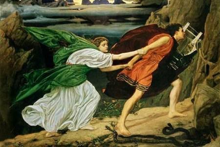 Chacao revive el mito de Orfeo y Eurídice