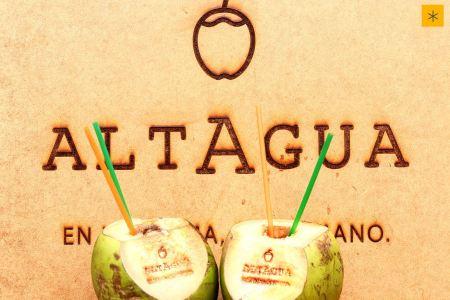 Altagua, Cocos en la palma de tu mano
