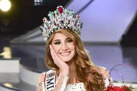 Mariam Habach desea brindarle alegría a Venezuela tras el Miss Universo