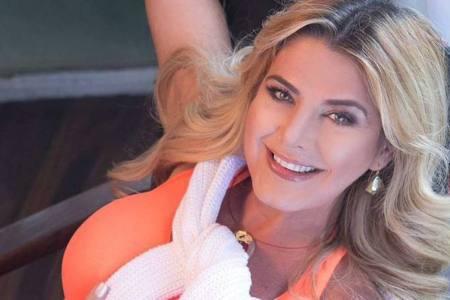 Inés María Calero celebró los 30 años de su coronación como Miss Venezuela