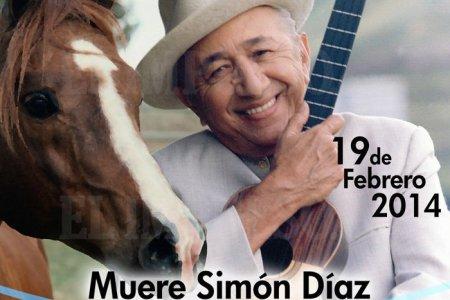 A tres años de su partida, el legado de Simón Díaz está más vivo que nunca