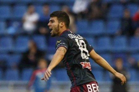 Alexander González anota en victoria del Huesca en España