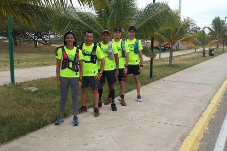 Cinco zulianos correrán ultramaratón por los Alpes