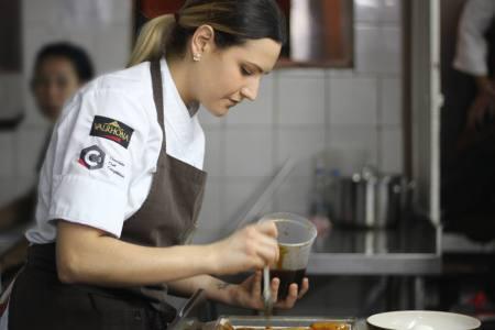 Andrea Dopico se unió al equipo de ABaC