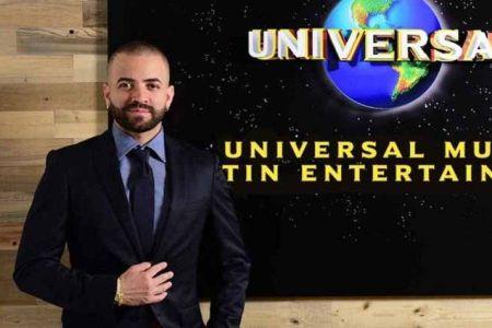 Nacho firmó nuevo contrato con Universal Music como productor