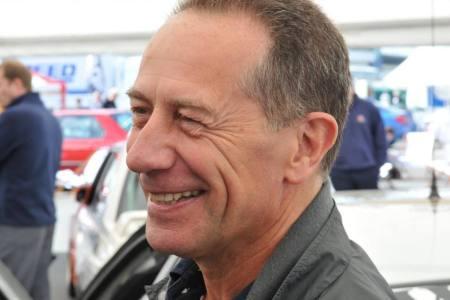 El legendario Johnny Cecotto correrá el Audi Sport TT Cup