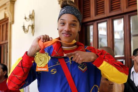 Yulimar Rojas lidera ránking mundial de atletismo