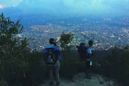 Caracas al aire libre