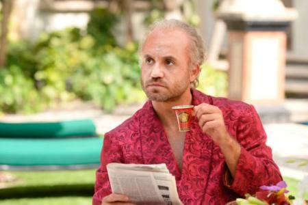Edgar Ramírez se parece cada vez más a Gianni Versace