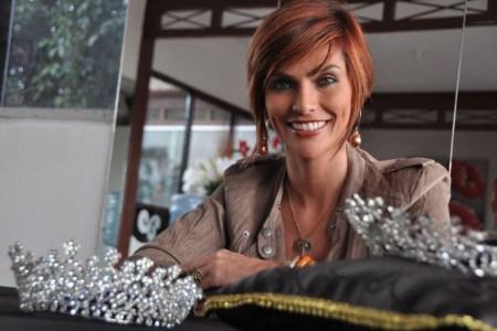 Veruzhka Ramírez: A mí sí me rompieron los tacones en el Miss Venezuela