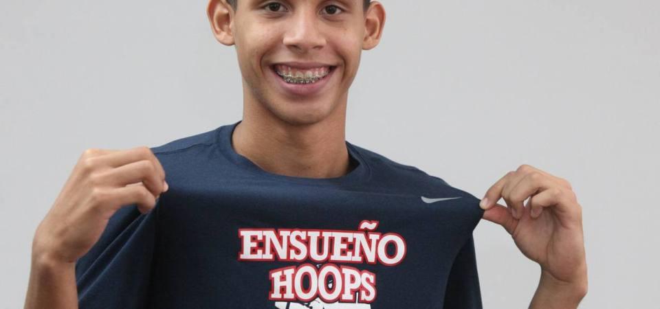 Andrés Marrero aspira a completar su preparación en Nueva York