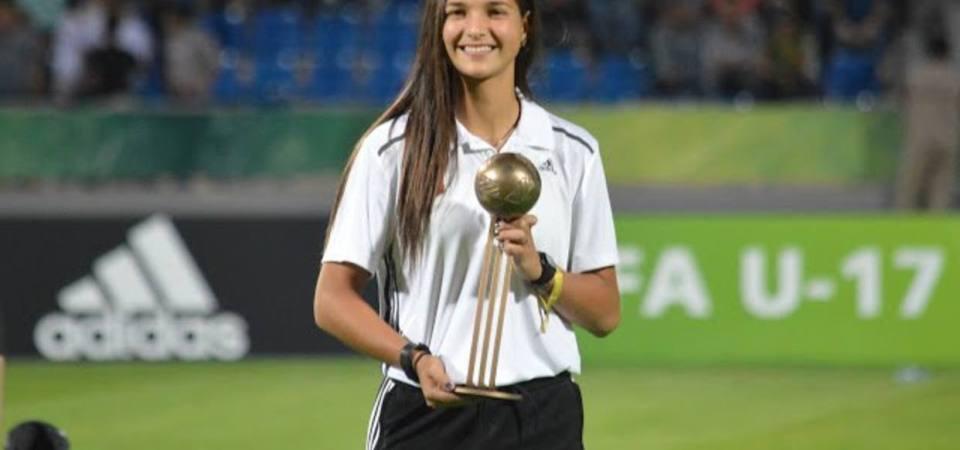 Deyna Castellanos se metió entre los finalistas para el premio Puskas