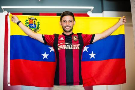 José Hernández da el salto a la MLS