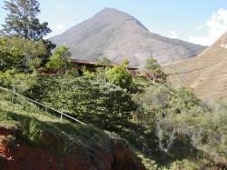 Guardaparques y Pico Oriental
