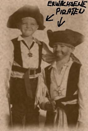 mittelalterliche Piraten