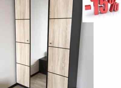 Шкаф 3-д Фантазия (Мебель Сервис)