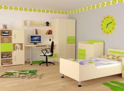 Smart детская комната