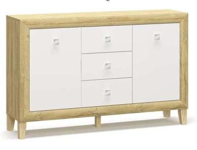 Далия комод 2Д3Ш (Мебель Сервис)