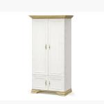 Шкаф 2 Д Ирис (Мебель Сервис)