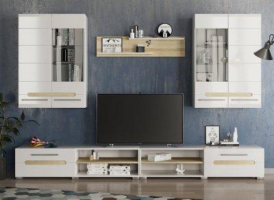 гостиная стенка бьянко купить мебель киев со склада