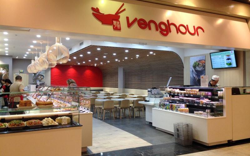 venghour authentique et asiatique