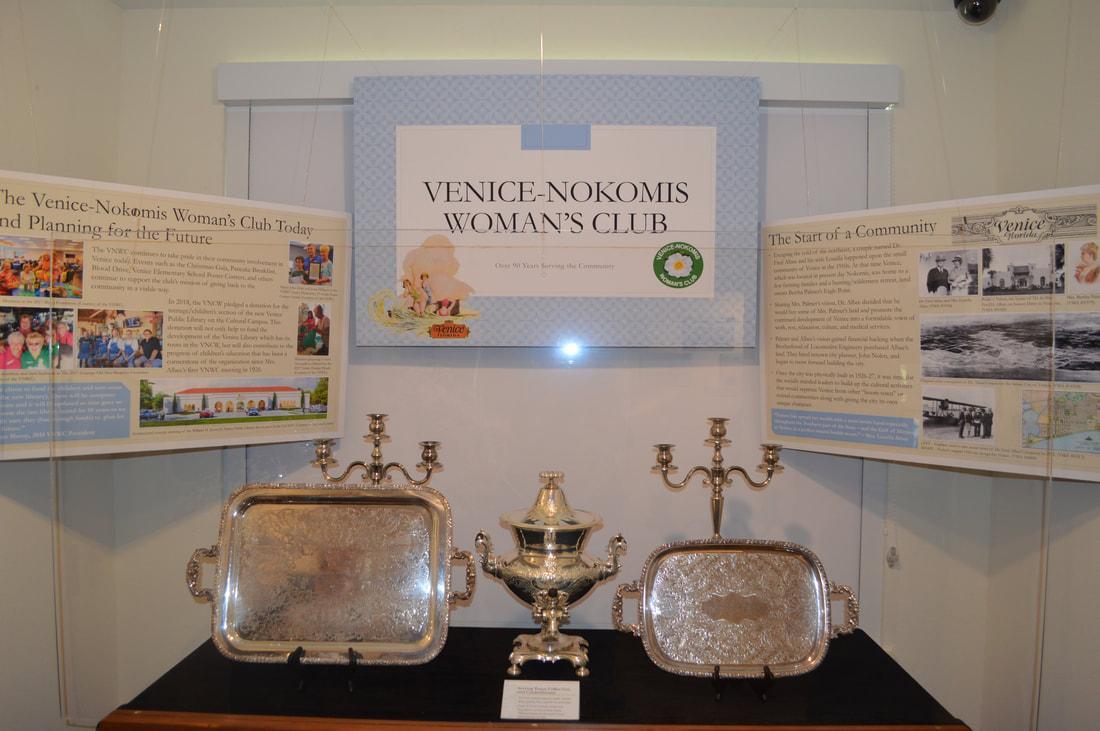 VNWC Museum Exhibit