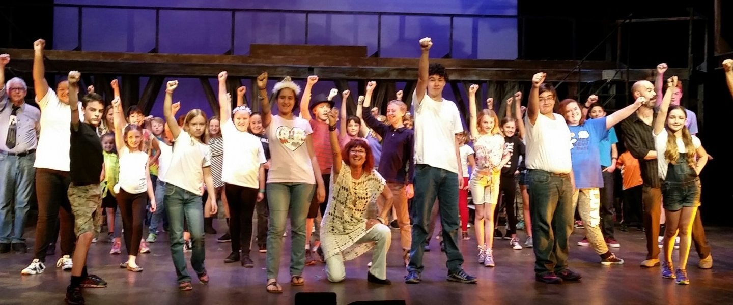 Venice Theatre's Education & Outreach Scholarship Program Needs Donations