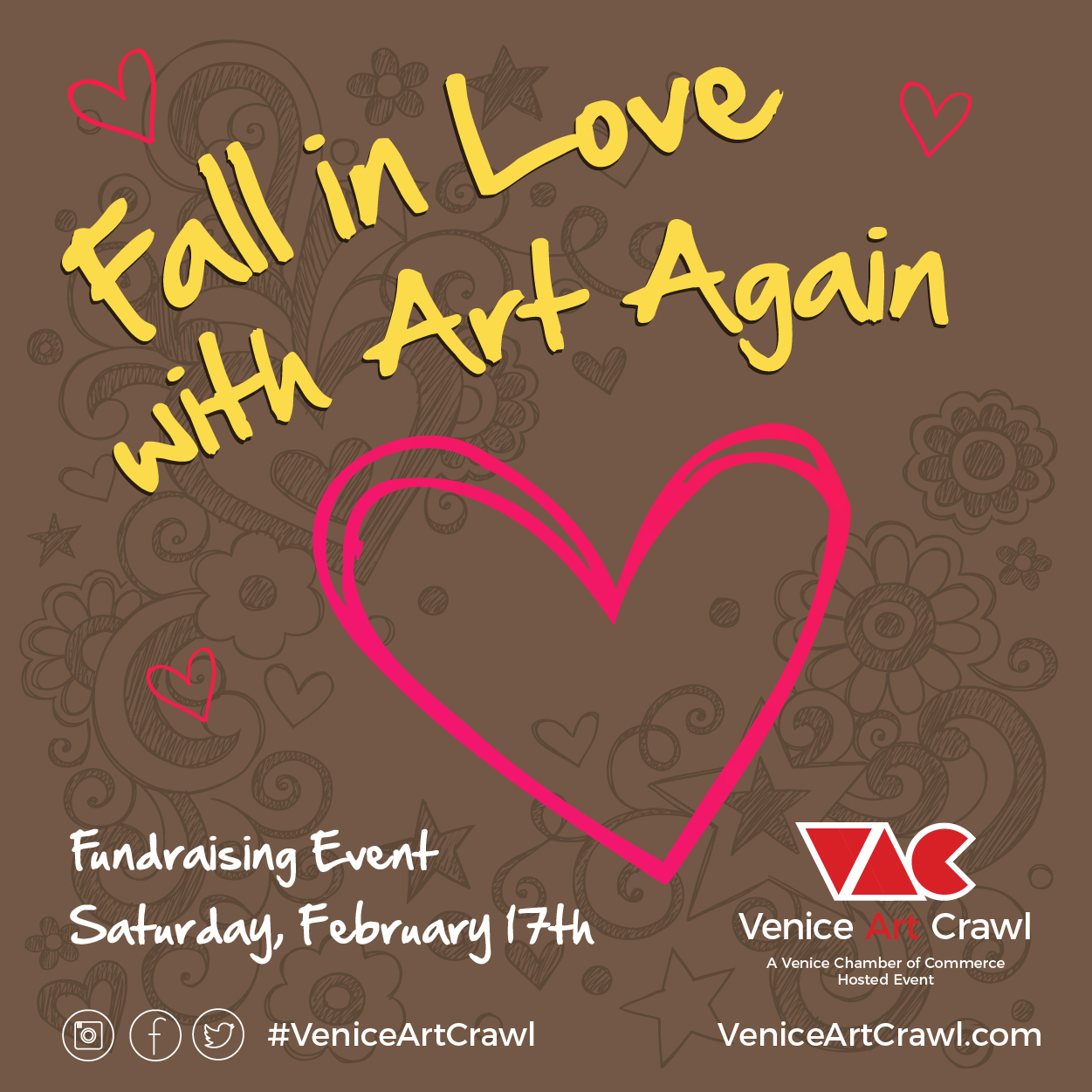 Fall In Love With Art Again - Venice Art Crawl