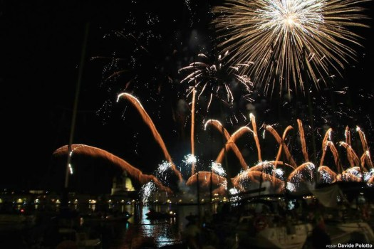 fireworks festa del redentore