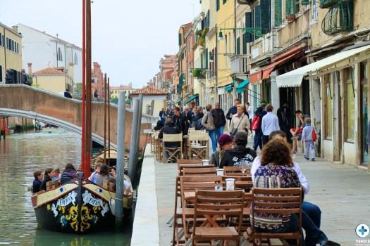Bacaro in Venice