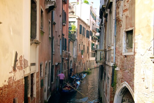 canal of venice