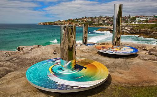 Image result for Seaside sculpture exhibition