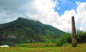 Dusun Legetang Dieng