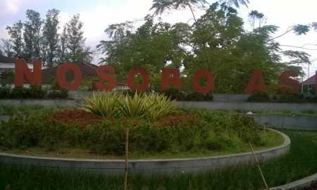 Pertama kali Ke Wonosobo