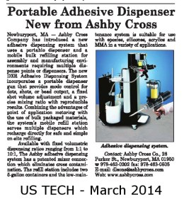 Ashby Cross USTECH March 2014
