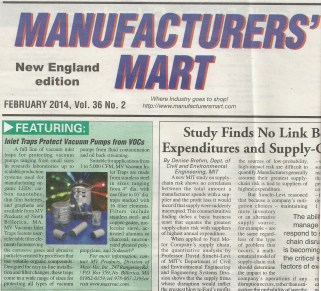 MV Products Manufacturer's Mart