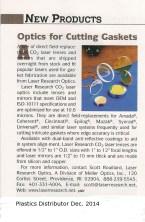 Laser Research- Plastics Dist.