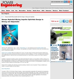 Sharpe Hydrofoil Mixing Impeller Split-Hub Design Is Strong and Adjustable -_Page_1