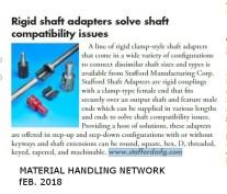 Stafford- Material Handling Network 2-18