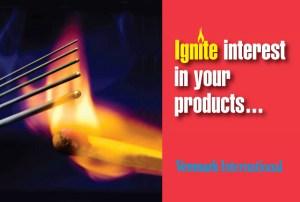 Ignite Interest Photo