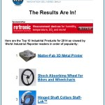 World-Industrial-Reporter-Top-10-Products-of-2014