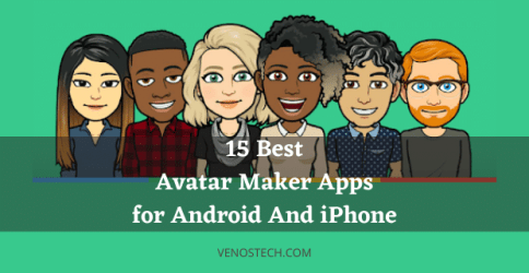 Best avatar maker Apps for Android And iPhone