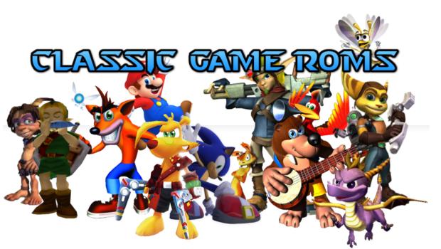 Classic Game Roms Safe ROM Sites