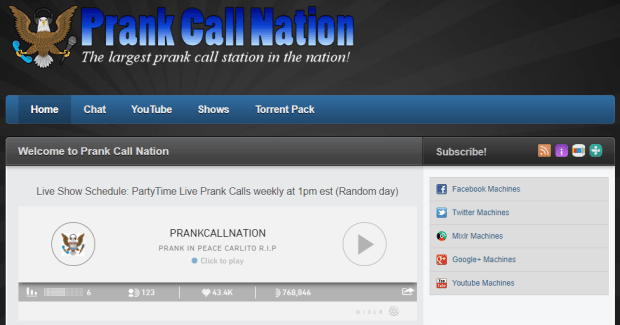 Prank call nation Best Prank Call Website