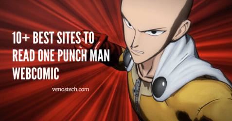Read One Punch Man Webcomic